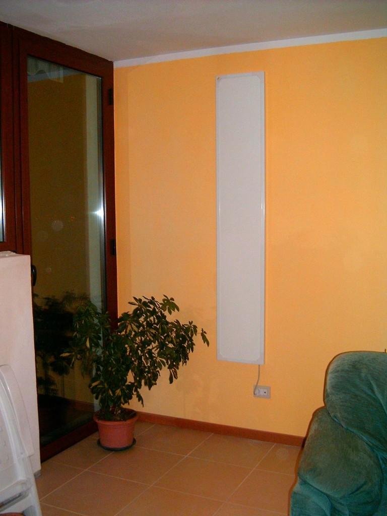 Riscaldamento pannelli radianti ad infrarosso elettrici e for Tipi di riscaldamento